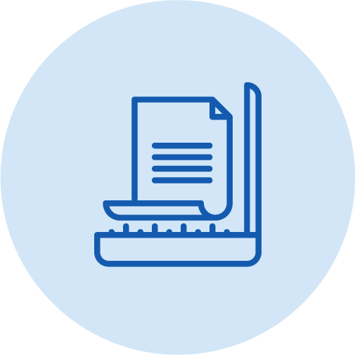 APPs Xerox - Icone Digitalizar