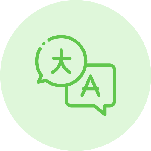 APPs Xerox - Icone Traduzir