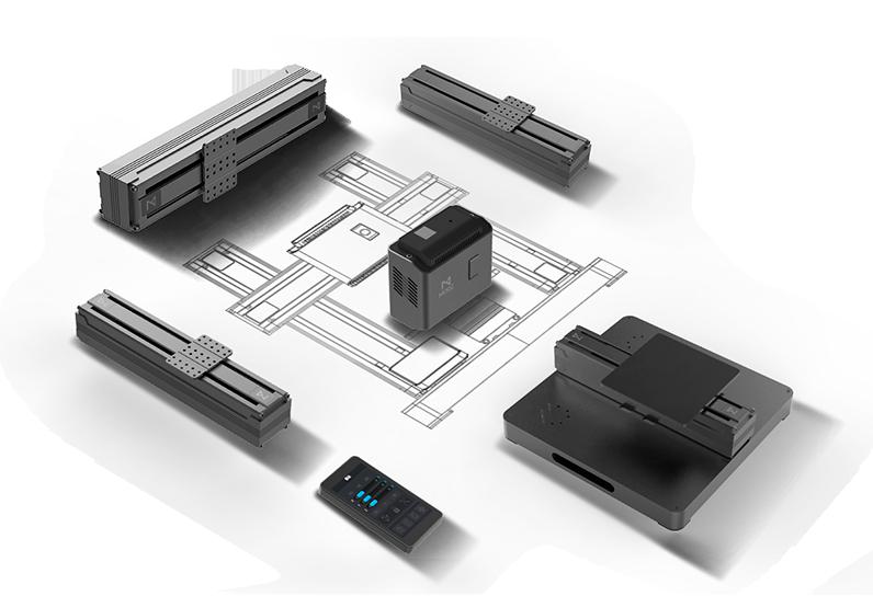 Dobot Mooz Impressora 3D Modular