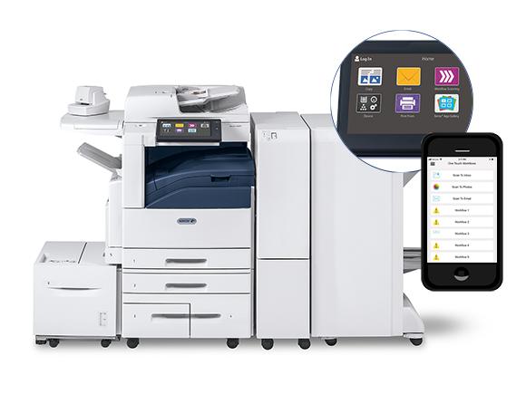 Aluguer de Impressoras - MPS, Serviços de Gestão de Impressão