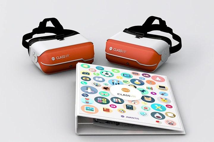 Realidade Virtual e Aumentada para Sala de Aula