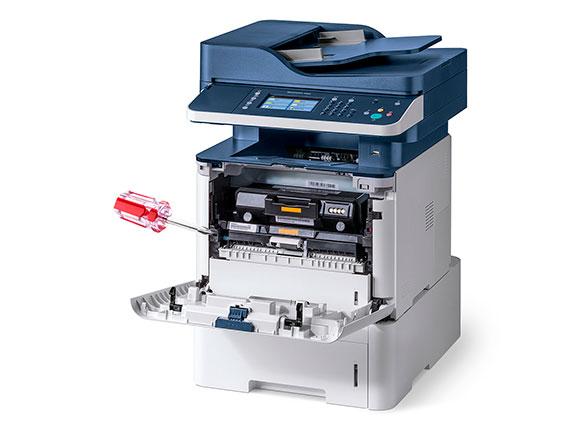 Aluguer de Impressoras - Suporte Técnico
